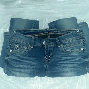 Denim - Blue Skinny Jean